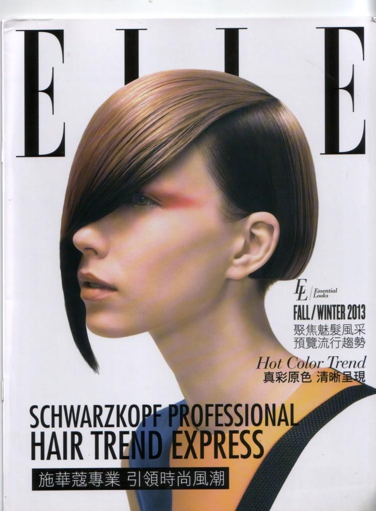 ELLE Hair Trend Express, fall/winter (2013)